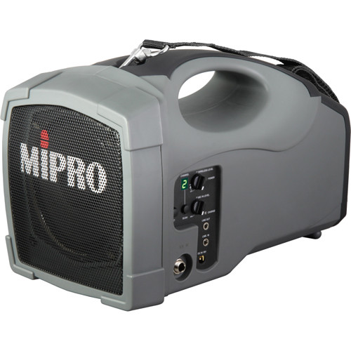 MIPRO MA-101B Personal Wireless PA System with Headset Mic