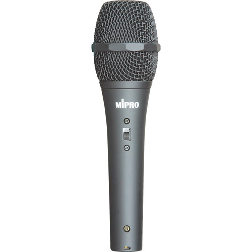 MIPRO Vocal Dynamic Microphone with MU-37 Supercardioid Capsule
