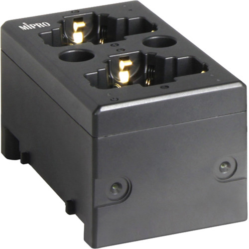 MIPRO 3-in-1 Charger Station for Select Transmitters