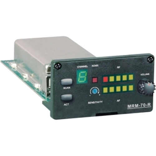 MIPRO MRM706A Single-Channel Diversity Receiver Module (620 to 644 MHz)