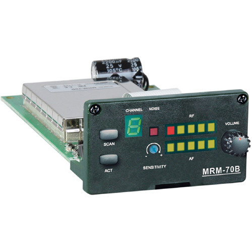 MIPRO Plug-In UHF 16-Channel Diversity 1 Receiver Module 6A