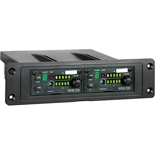 MIPRO Dual-Channel Diversity Receiver Module for Select Transmitters (Frequency 6C)