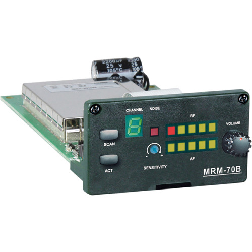 MIPRO Single-Channel Diversity Receiver Module for Select Transmitters (Frequency 5NC)
