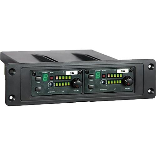 MIPRO MRM-726C Dual-Channel Diversity Receiver Module (6C: 668-692 MHz)