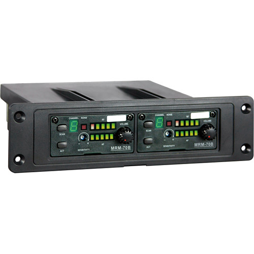 MIPRO Dual-Channel Diversity Receiver Module for Select Transmitters (Frequency 5NC)