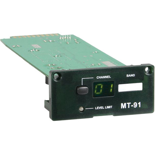 MIPRO Transmitting Module for MA-Series System (6A Band: 620-644 MHz)