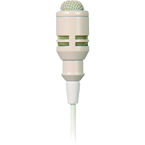 MIPRO MU-53LS Uni-Directional Lavalier Microphone (Beige)