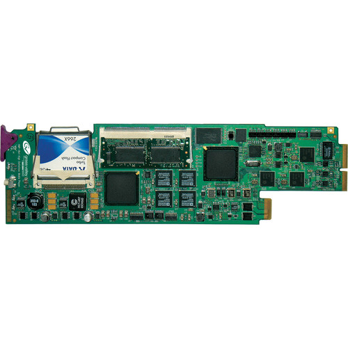 Grass Valley HMP-1801 HD/SD Solid-State Media Server (64GB)