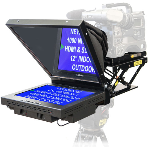 "Mirror Image LC-120 Pro Series Teleprompter (12"")"