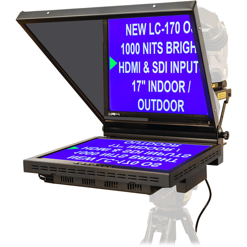 """Mirror Image LC-170 Pro Series Teleprompter (17"""")"""