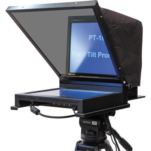 Mirror Image PT-1550 Prompter for Pan/Tilt Cameras