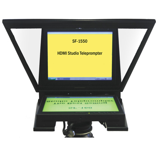 "Mirror Image SF-1550 Studio Prompter with LCD Monitor (15"")"
