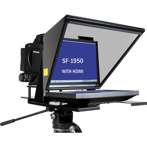 "Mirror Image SF-1950 Studio Prompter with LCD Monitor (19"")"