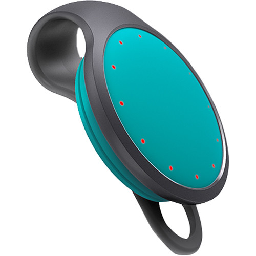 Misfit Wearables Link Activity Monitor + Smart Button (Teal Reef)