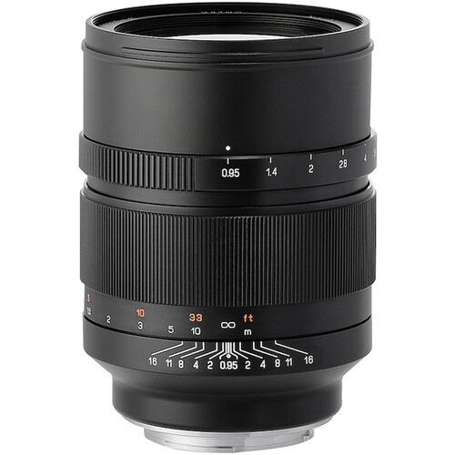 Mitakon Zhongyi Speedmaster 50mm f/0.95 Lens for Canon EF