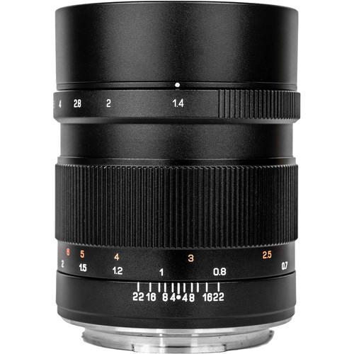 Mitakon Zhongyi Speedmaster 65mm f/1.4 Lens - Fujifilm G