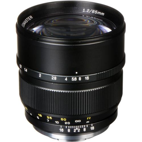 Mitakon Zhongyi Speedmaster 85mm f/1.2 Lens for Sony A