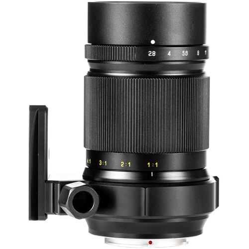 Mitakon Zhongyi Creator 85mm f/2.8 1-5x Super Macro Lens for FUJIFILM X