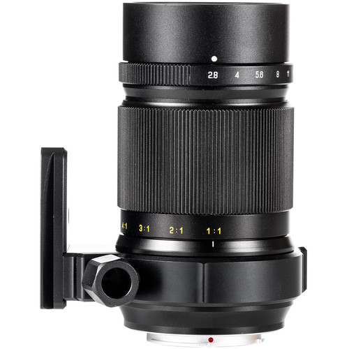 Mitakon Zhongyi Creator 85mm f/2.8 1-5x Super Macro Lens for Sony E