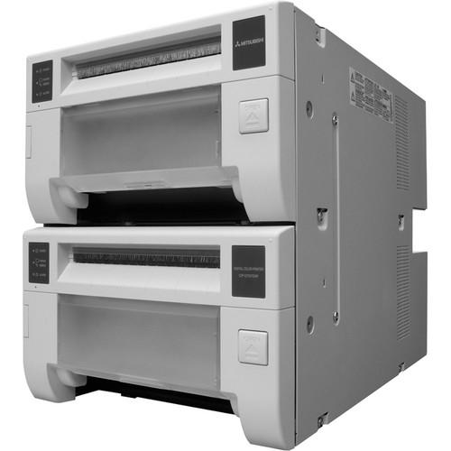 Mitsubishi CP-D707DW Digital Color Double-Deck Photo Dye-Sub Printer