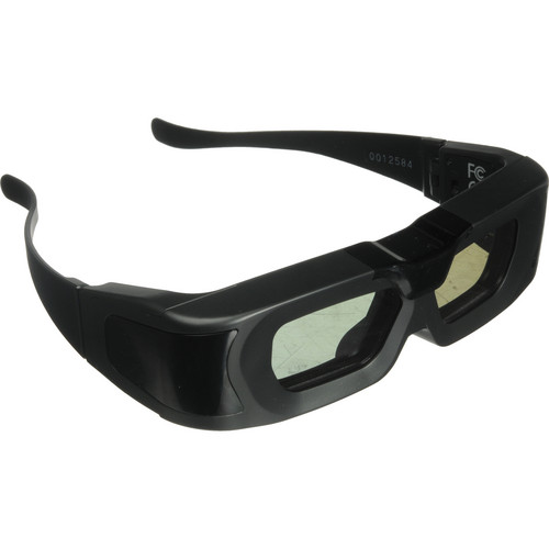 Mitsubishi 3D Glasses for HC7800 Home Theater Projectors (Black)