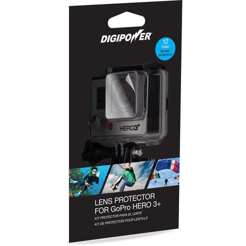 DigiPower Lens Protector for GoPro HERO3 (12-Pack)