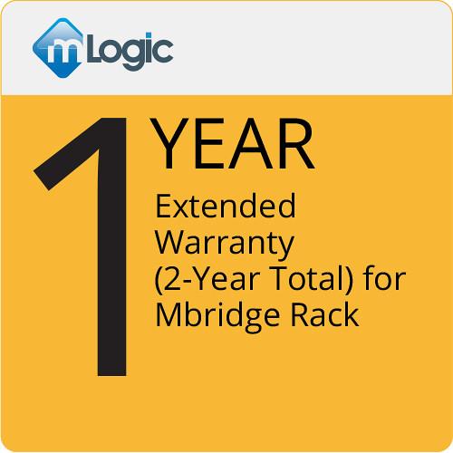 mLogic 1-Year Extended Warranty for mBridge Rack (2-Year Total)
