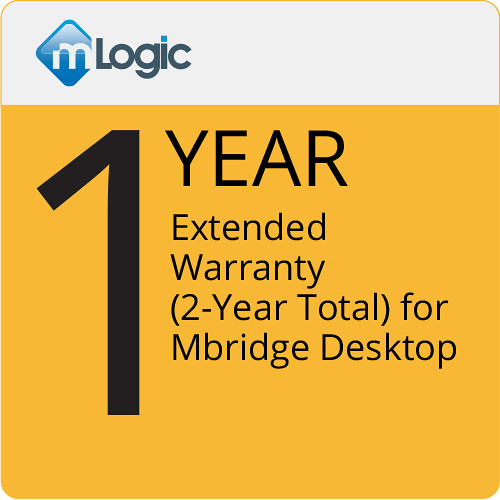 mLogic 1-Year Extended Warranty for mBridge Desktop (2-Year Total)