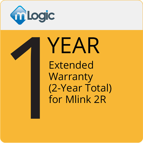 mLogic 1-Year Extended Warranty for mLink R (2-Year Total)