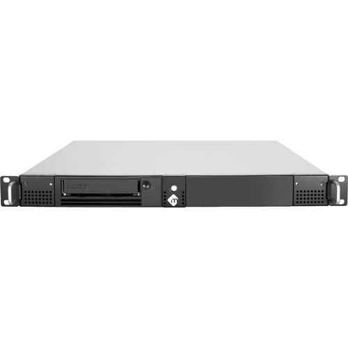 mLogic mRack LTO-7 Tape Archiving Solution with Single LTO-7 Tape Drive