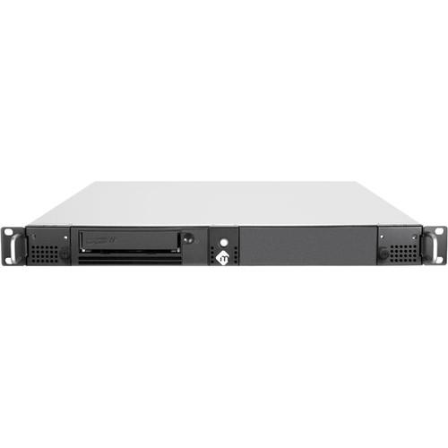 mLogic mRack Thunderbolt LTO 8 Single Tape Archiving Solution