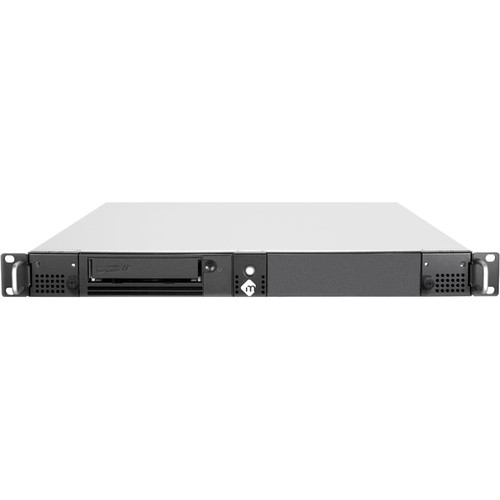 mLogic mRack Thunderbolt LTO 8 Single Tape Archiving Solution
