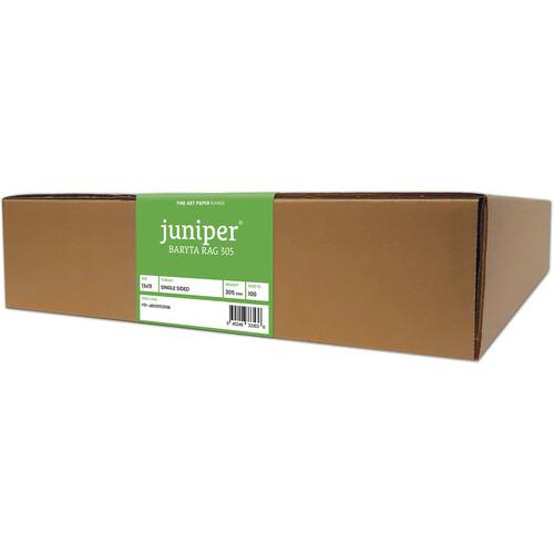 "Moab Juniper Baryta Rag 305 Paper (13 x 19"", 100 Sheets)"