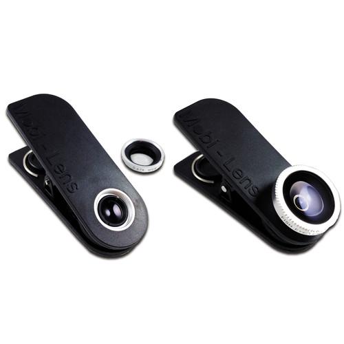Mobi-Lens Combo Pack (Black)