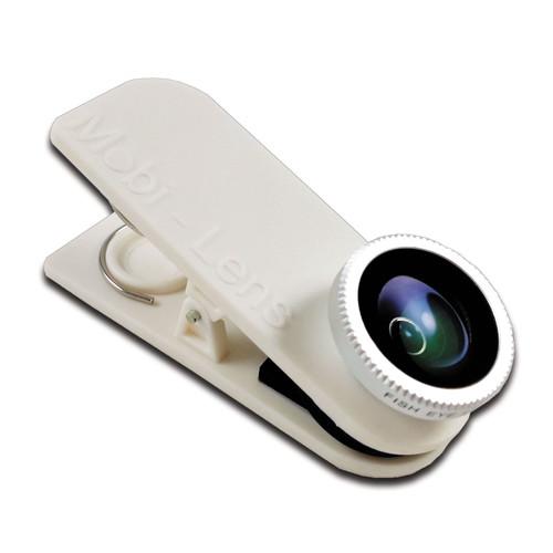Mobi-Lens Fisheye Lens (White)
