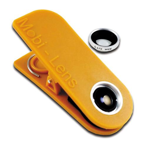 Mobi-Lens Wide+Macro Lens (Gold)