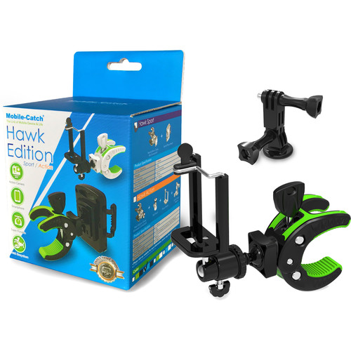 Mobile-Catch Hawk Action Clamp