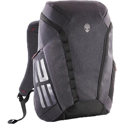 Mobile Edge Alienware Elite Backpack (Gray/Black)