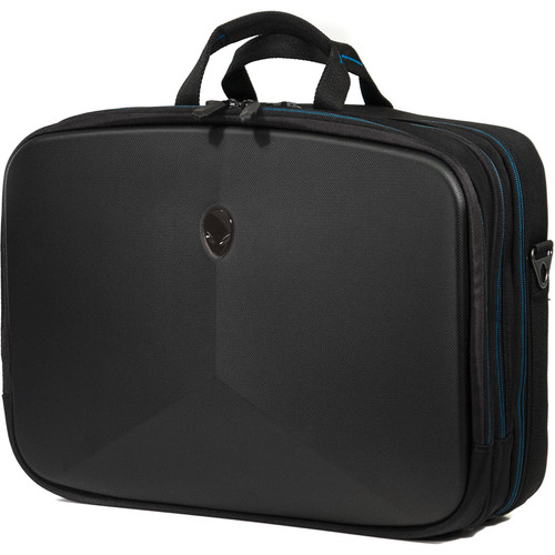 "Mobile Edge Checkpoint Friendly Briefcase for Alienware Vindicator 2.0 17.3"" R3 (Black)"