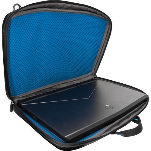 """Mobile Edge Slim Carrying Case for Alienware Vindicator 2.0 17.3"""" R3 (Black)"""