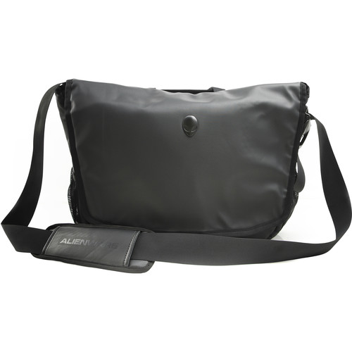 "Mobile Edge Alienware Vindicator Messenger Bag for 17"" Laptop & Accessories"