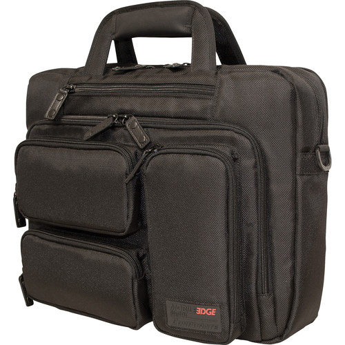 "Mobile Edge 16"" Corporate Briefcase (Black)"