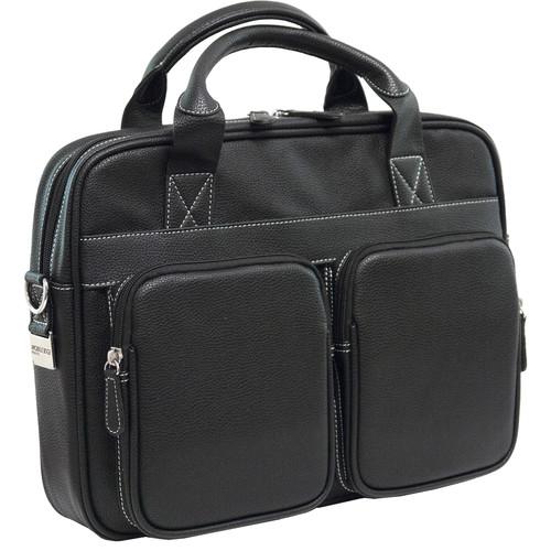 """Mobile Edge 14"""" Tech Briefcase (Black)"""