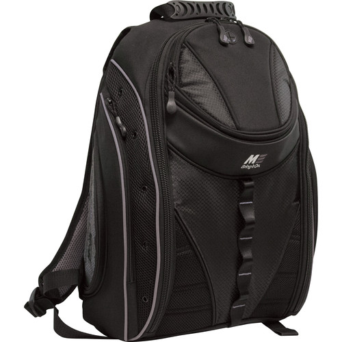 "Mobile Edge 16"" Express Backpack 2.0 (Black/Silver)"