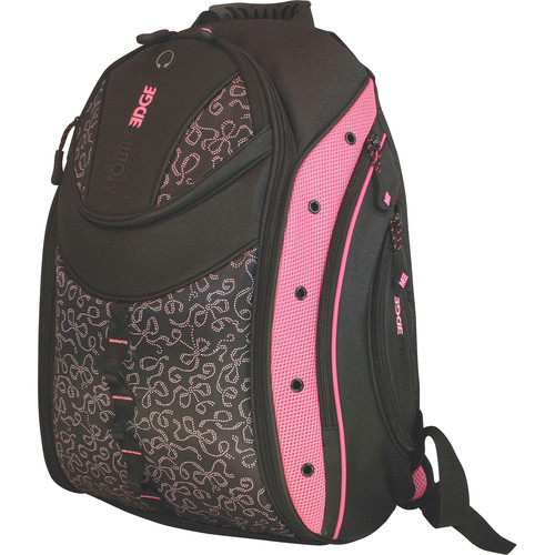 """Mobile Edge 16"""" Express Backpack (Pink Ribbon)"""