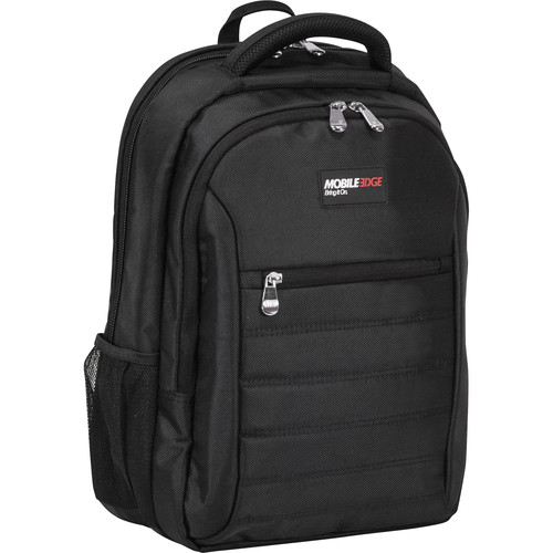 "Mobile Edge Smartpack Backpack 16 to 17"" Mac (Black)"