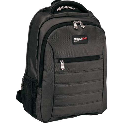 "Mobile Edge SmartPack Backpack for 16"" Laptops (Charcoal)"