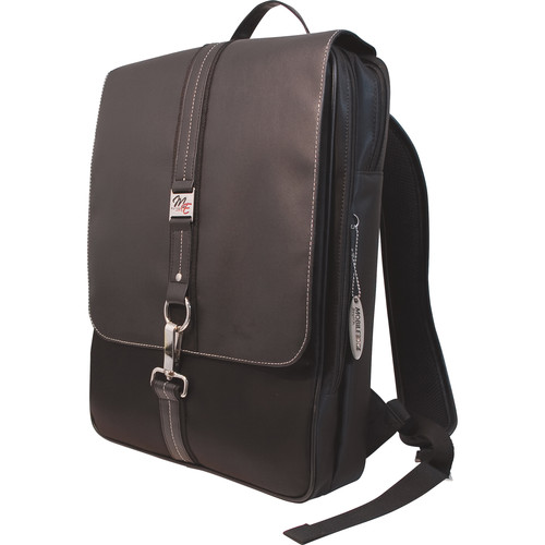 "Mobile Edge Paris Slimline Laptop to 16"" Backpack (Black)"
