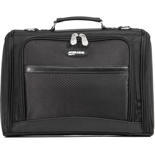 "Mobile Edge 2.0 Express Briefcase for 14.1"" Laptop (Black)"