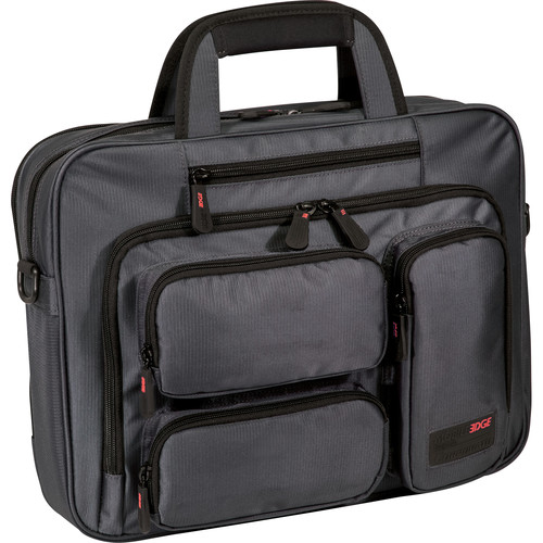 "Mobile Edge 16"" Corporate Briefcase (Graphite)"